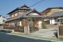 本格的な日本家屋の古民家