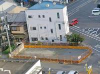 JR嵯峨野線並河駅前