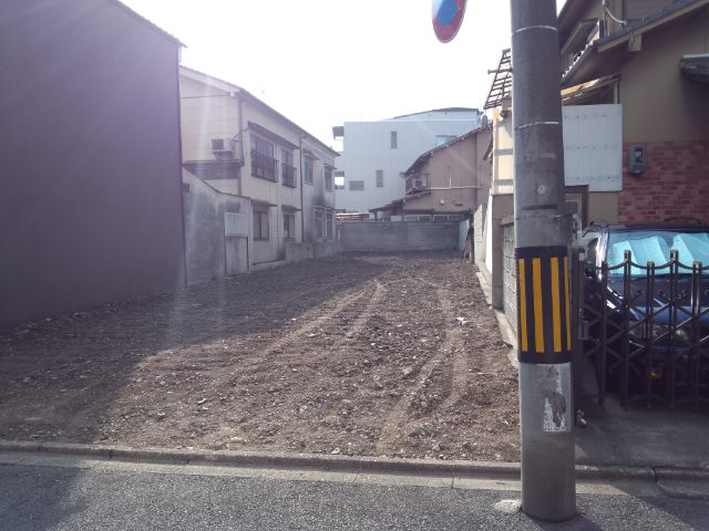 新築一戸建て用地