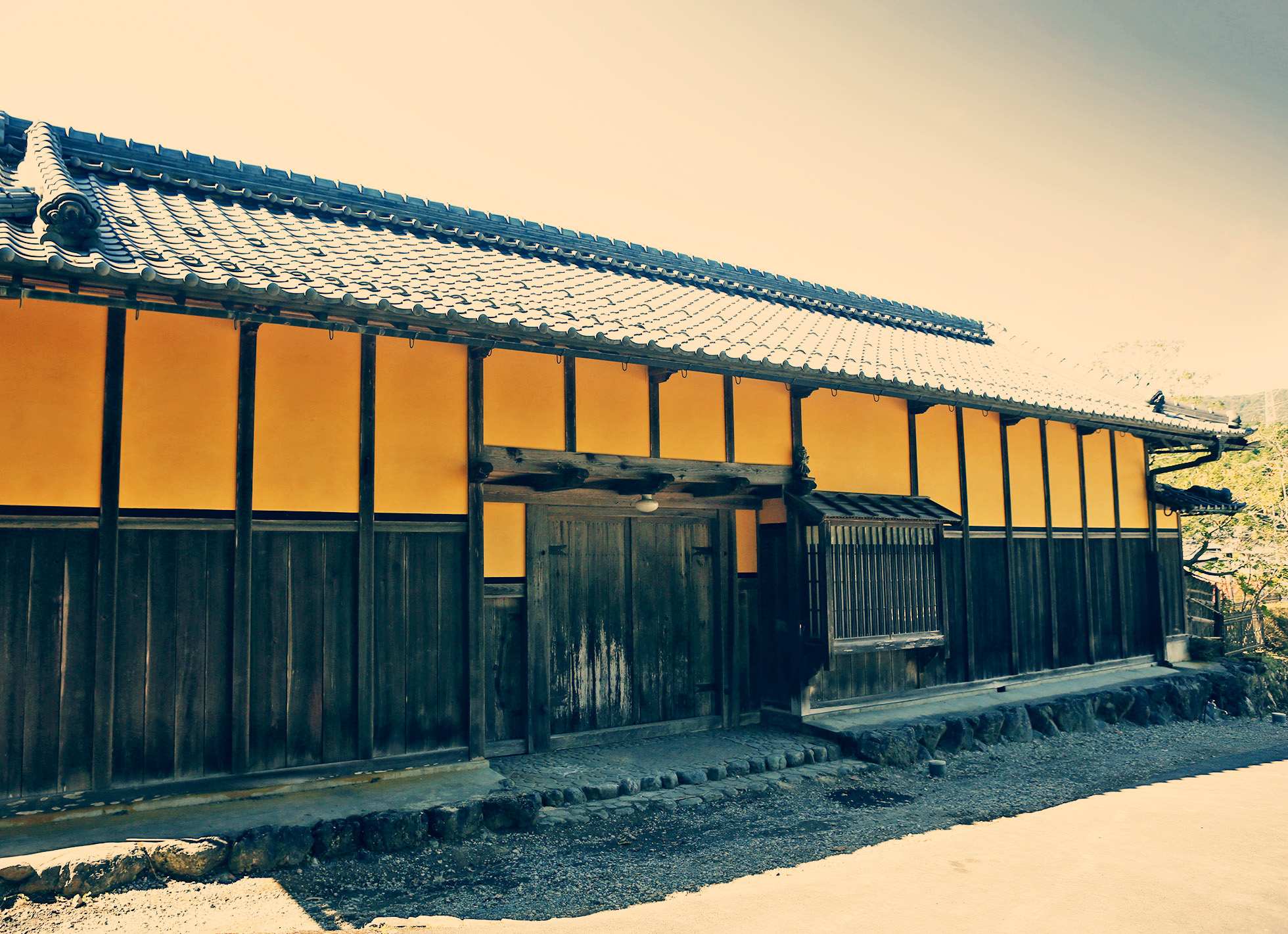 江戸時代のお屋敷