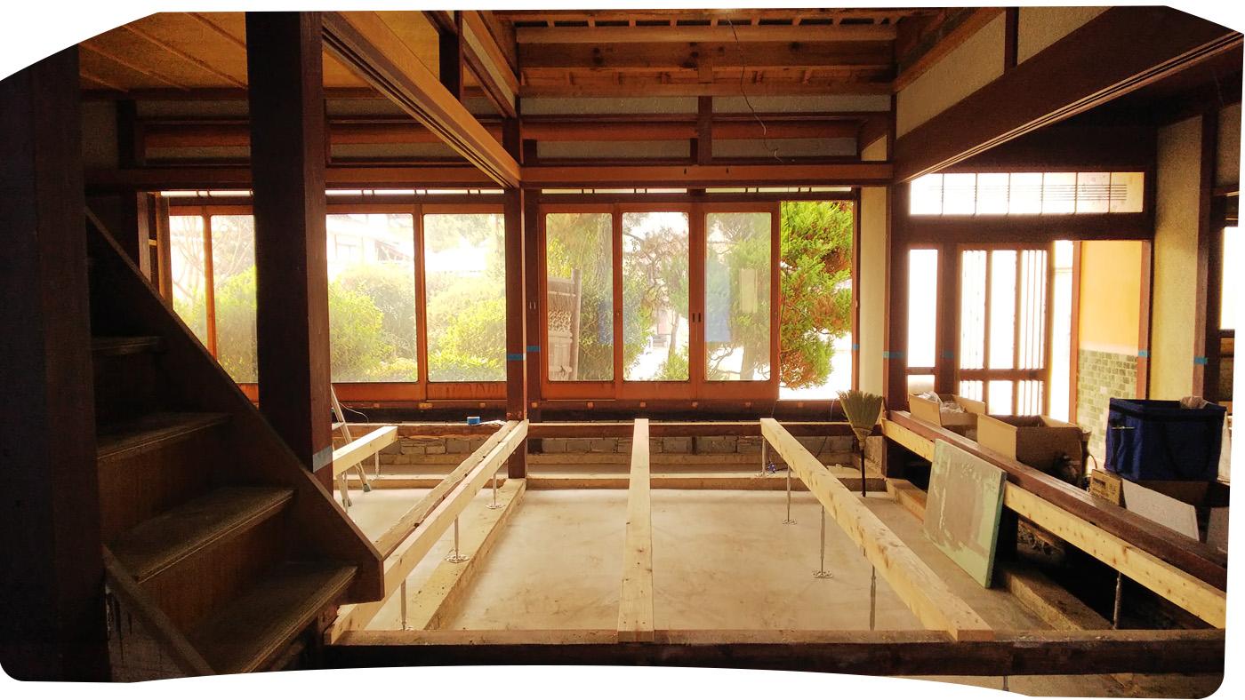 日本家屋再生